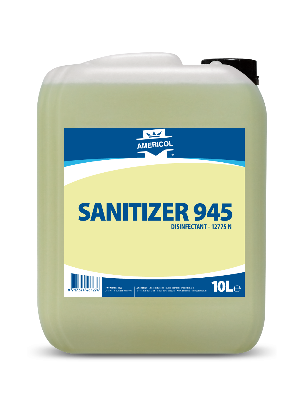 Sanitizer 945 10L