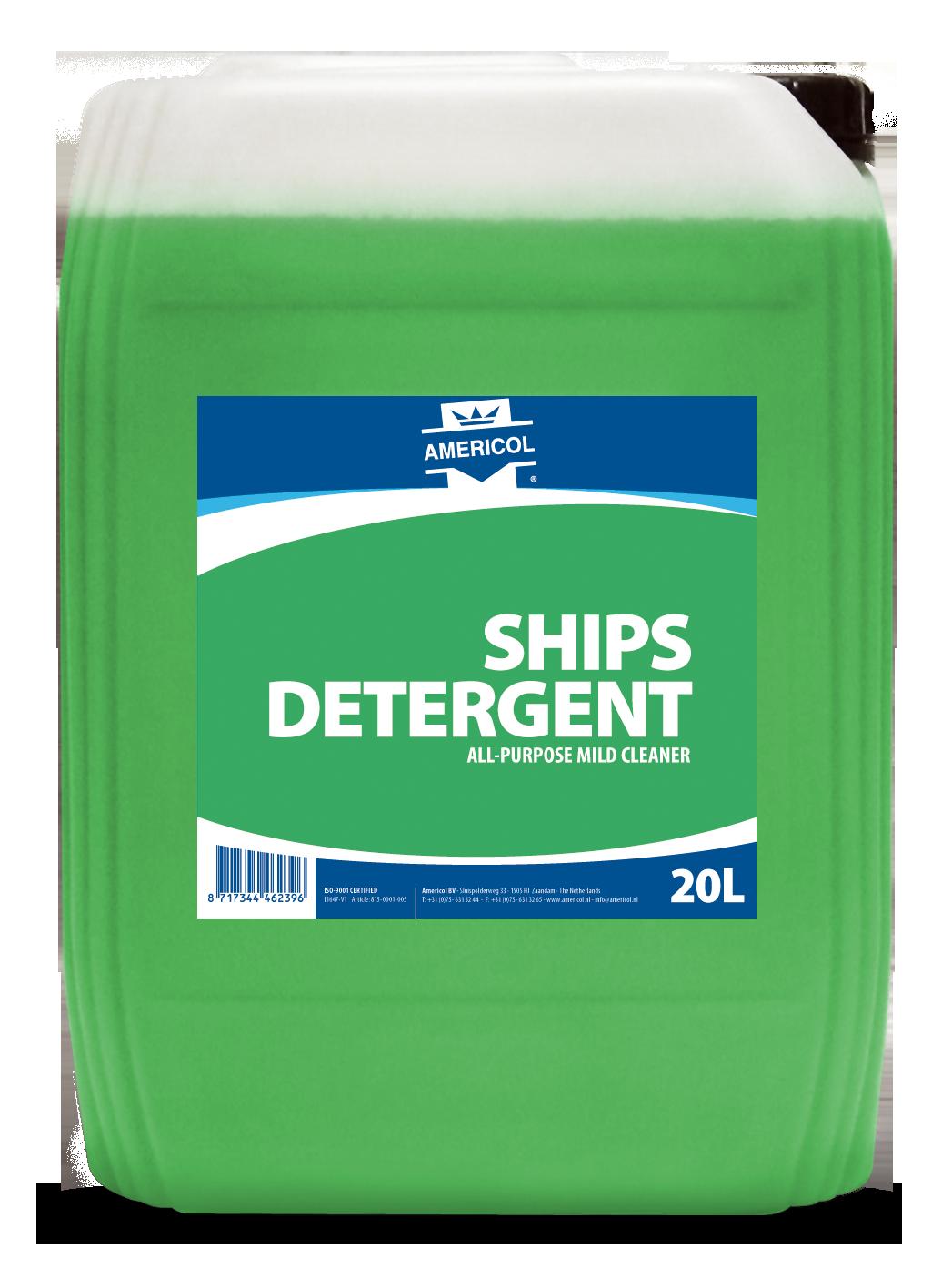 Ships Detergent 20L