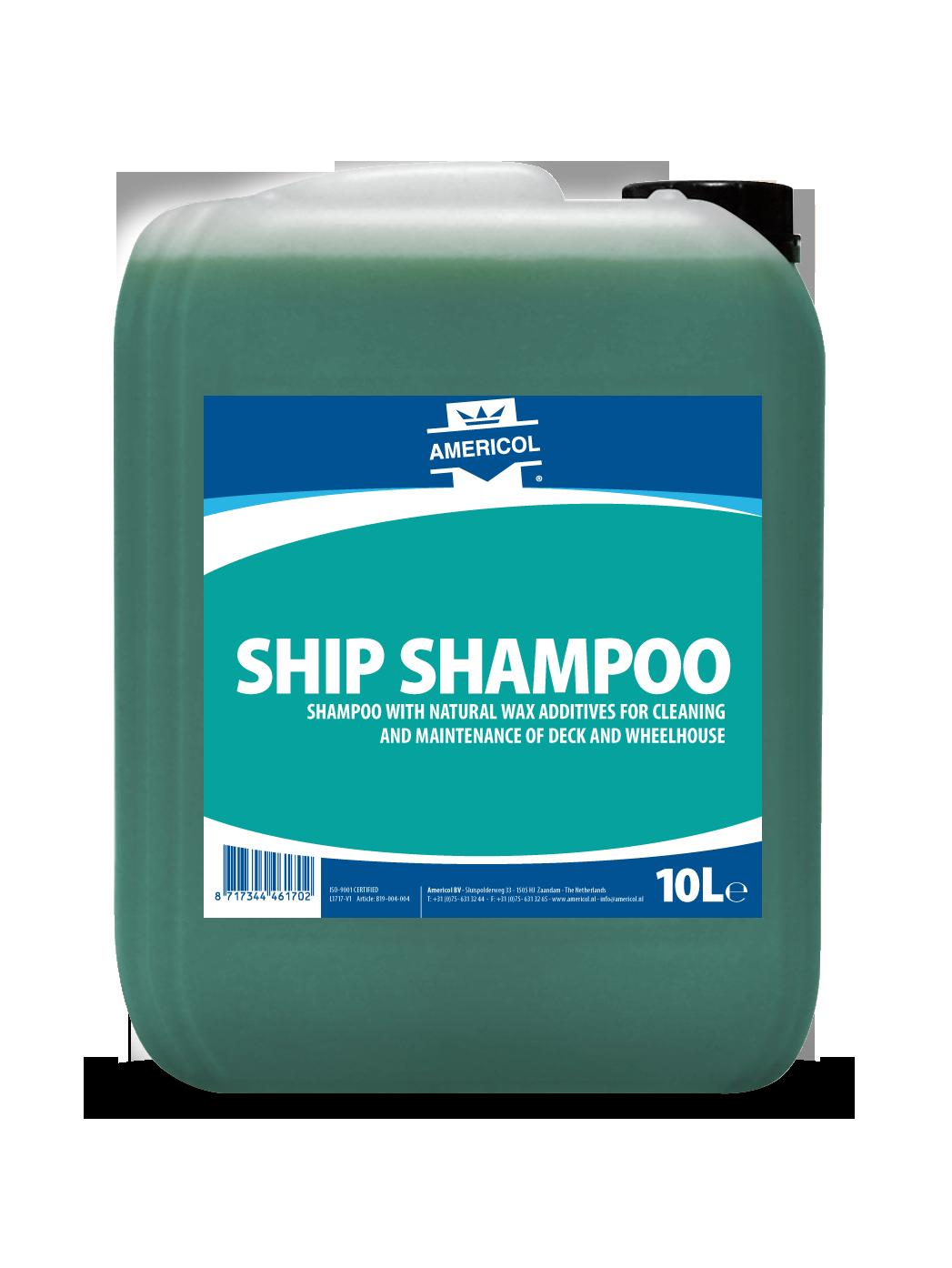 Ship Shampoo 10L