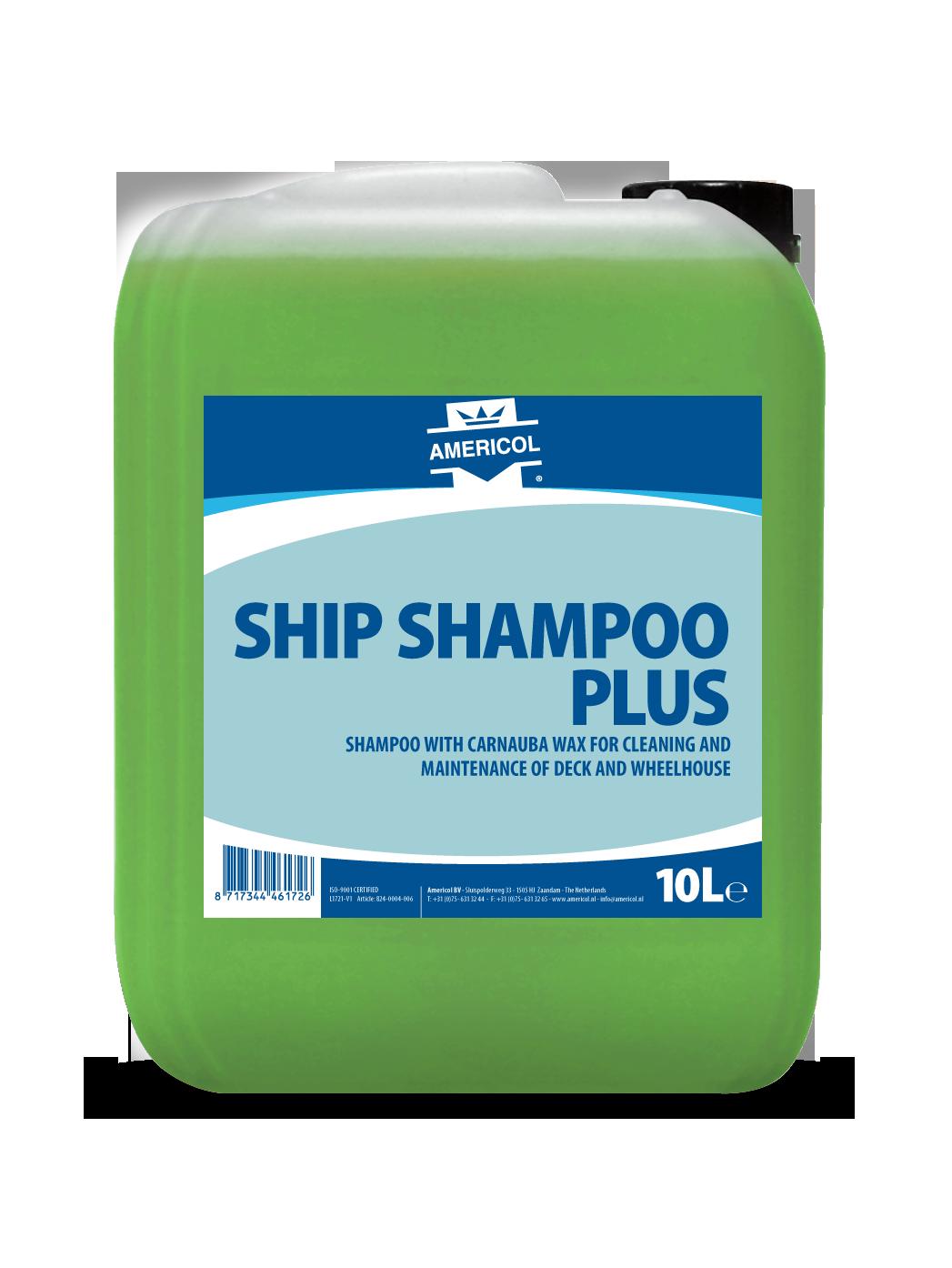 Ship Shampoo Plus 10L
