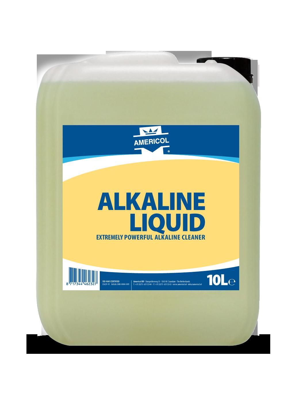 Alkaline Liquid 20L