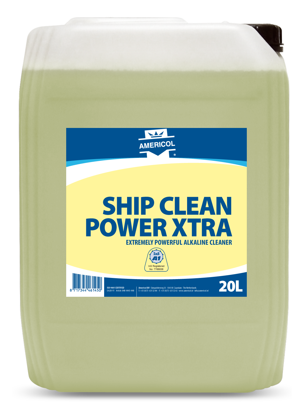 Ship Clean Power Extra 20L