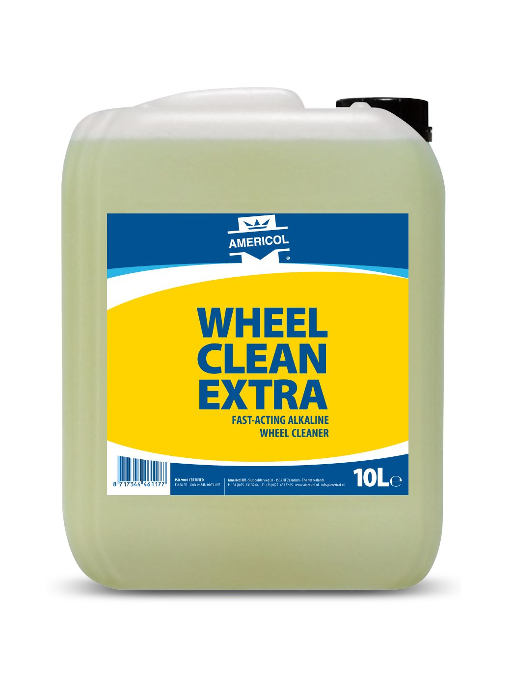 Wheel Clean Extra 10L