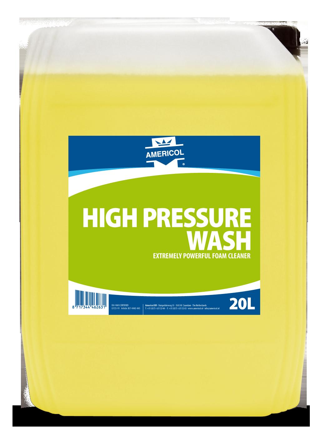 High Pressure Wash 20L