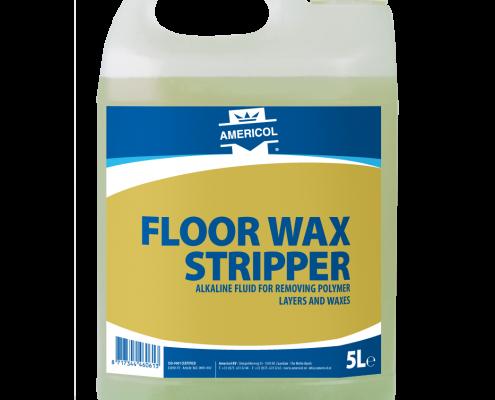Floor Wax Stripper 5L