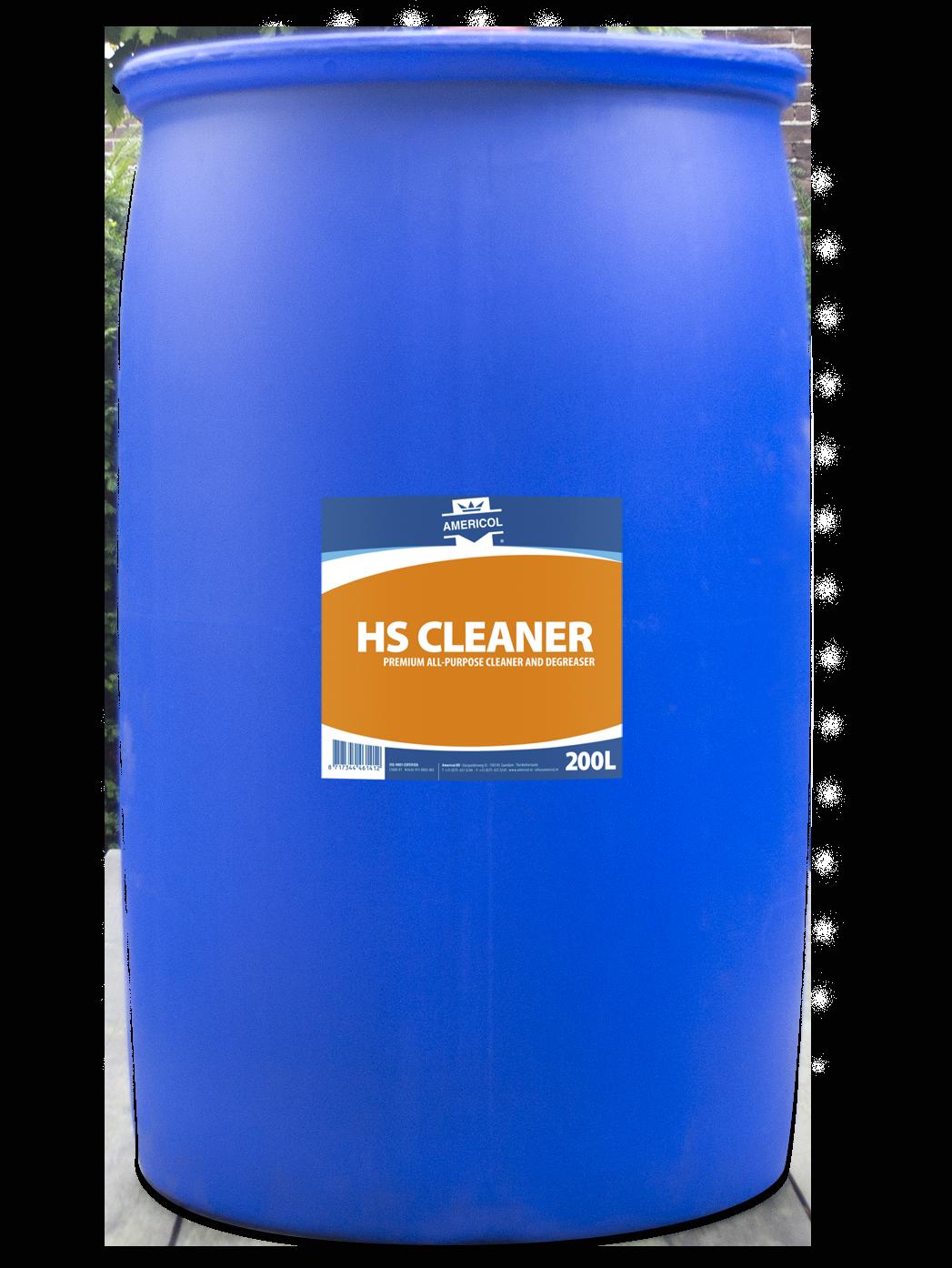 HS Cleaner 200 L