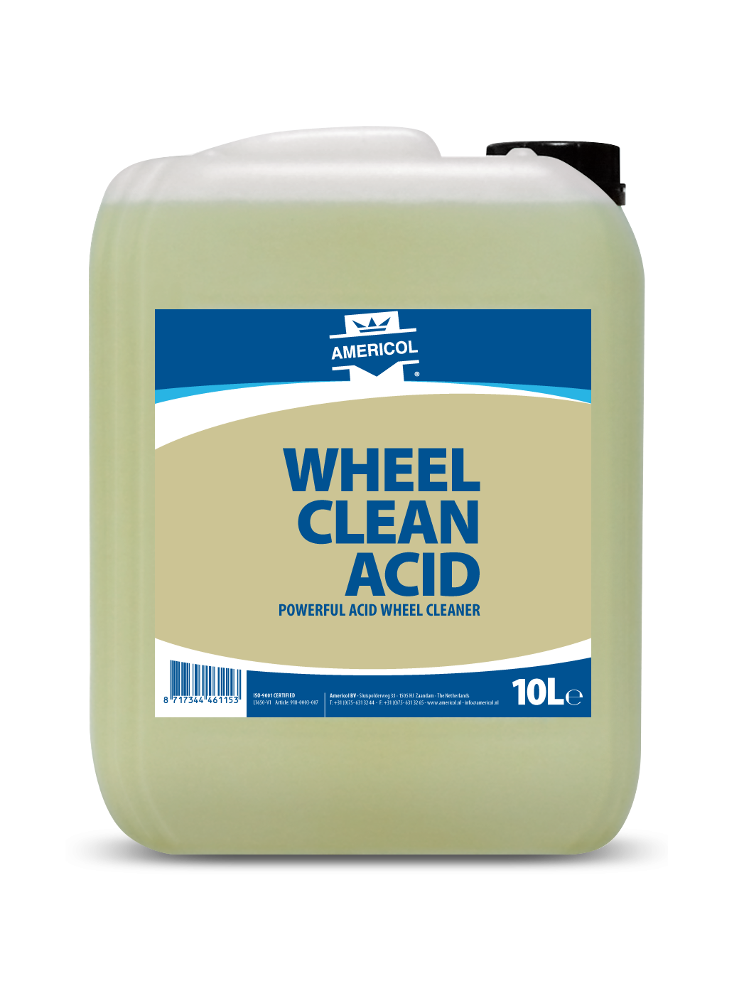 Wheel Clean Acid 20L