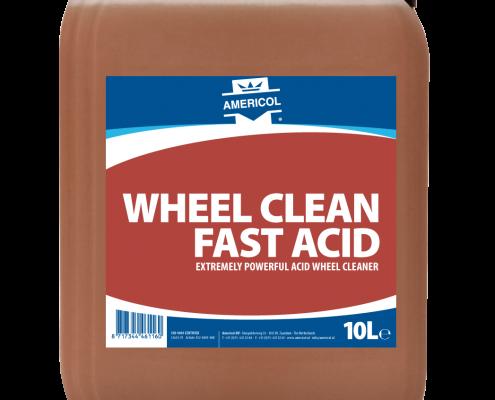Wheel Clean Fast Acid 10L