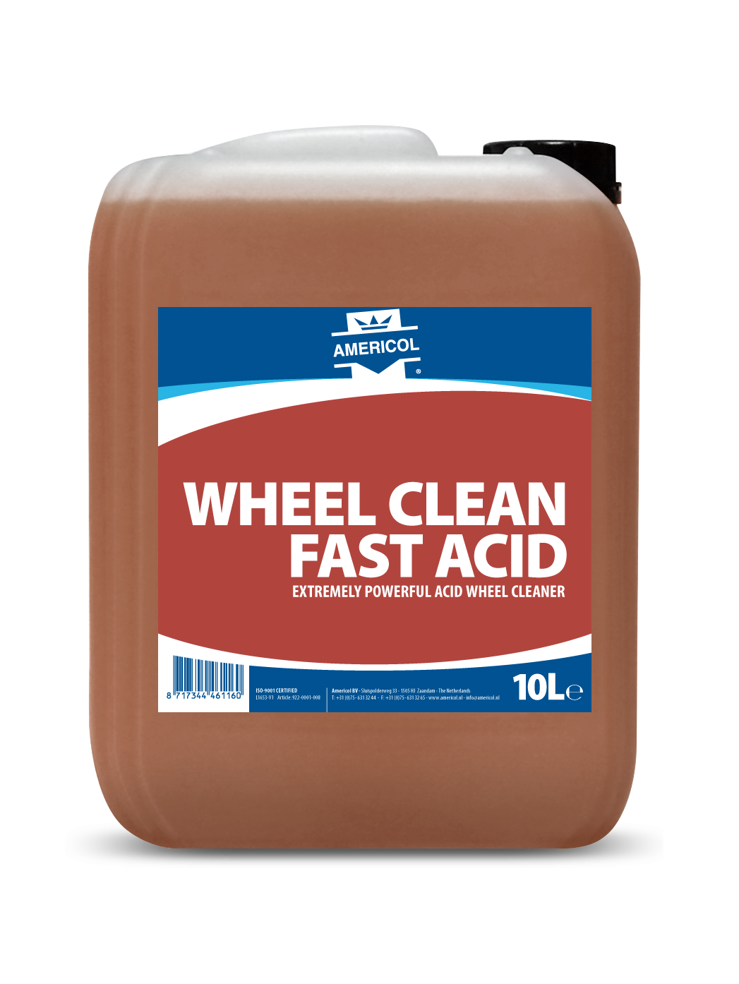 Wheel Clean Fast Acid 10L