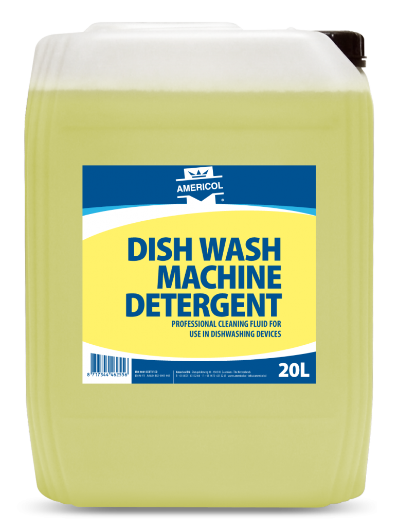 DISH WASH MACHINE DETERGENT