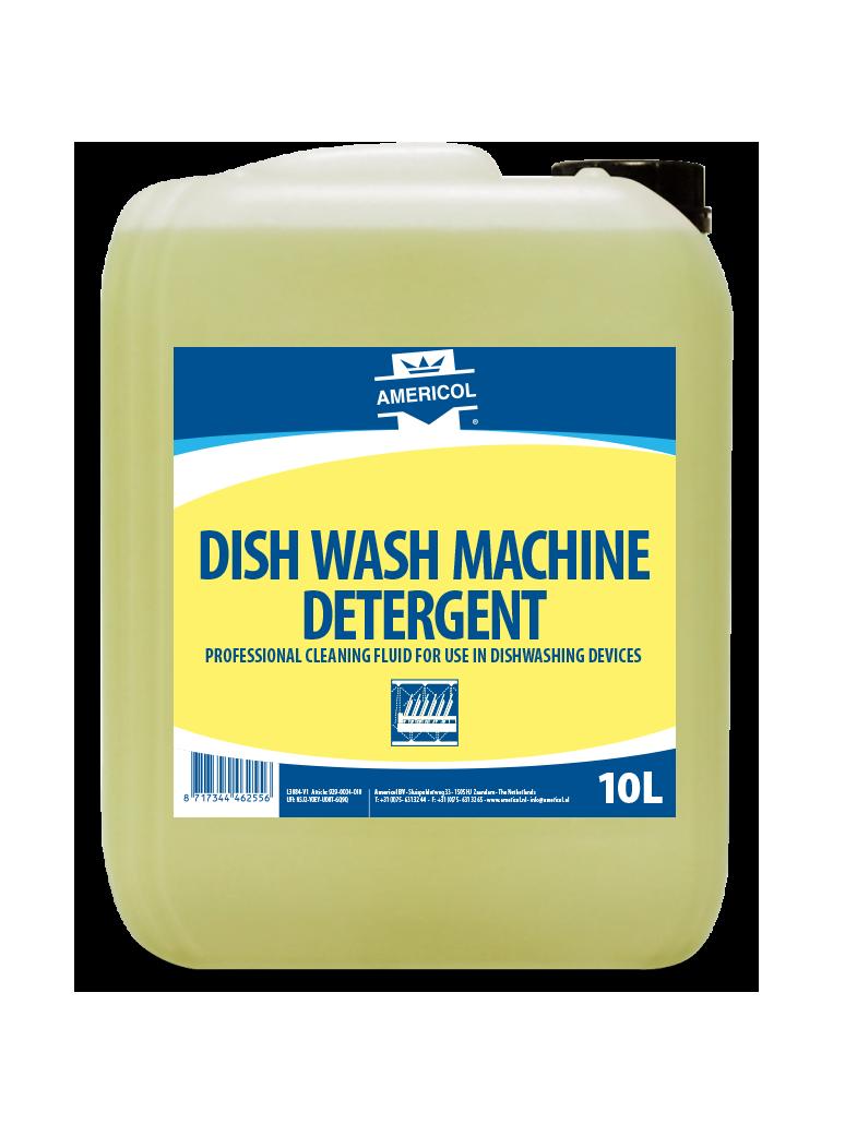 DISH WASH MACHINE DETERGENT